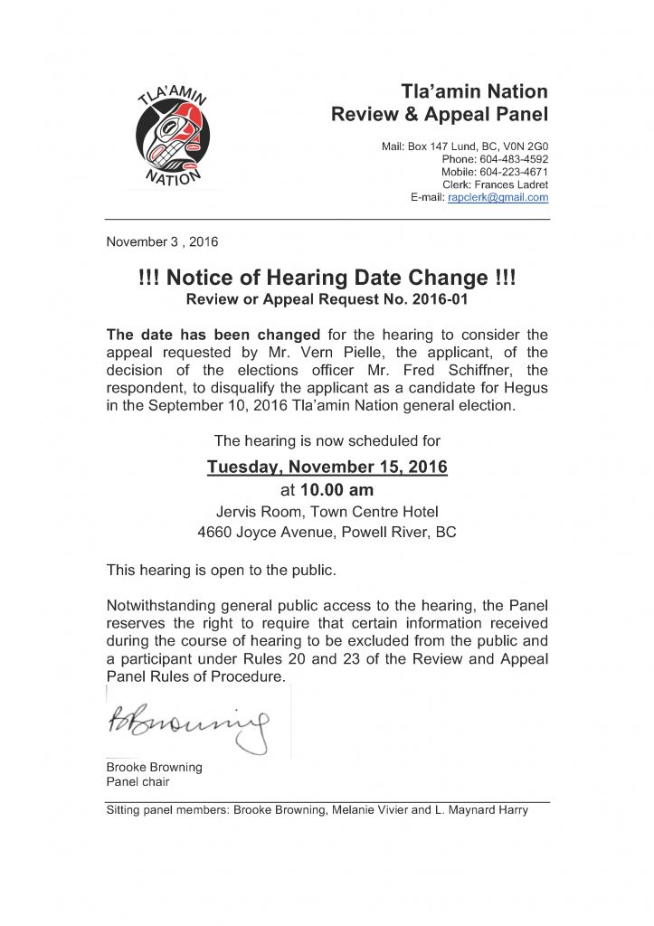 notice-of-hearing-date-change